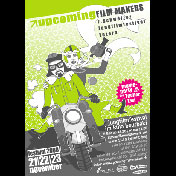 Flyer UPCOMING FILM MAKERS 2008